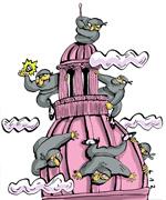 El brillante del Capitolio