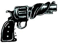 ¡Se acabaron las pistolas!